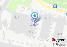 Компания «Микрофор» на карте