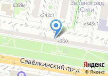 Компания «Лейта» на карте
