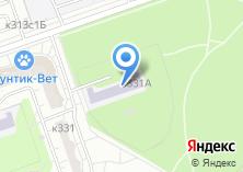 Компания «Детский сад №1126» на карте