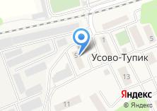 Компания «Mirmasla.ru» на карте
