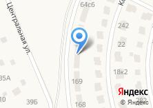 Компания «Марсель коттеджный поселок» на карте