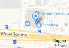 Компания «МегаМедШопRU» на карте