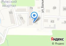 Компания «Строящийся жилой дом по ул. Рижский квартал (Опалиха) (г. Красногорск)» на карте