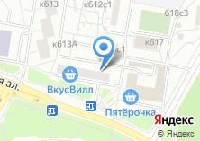 Компания «MaxFit» на карте