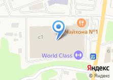 Компания «Gymnasium» на карте