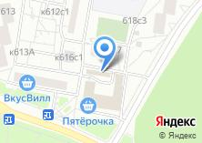 Компания «Шиномонтажная мастерская на ул. 6-й микрорайон» на карте
