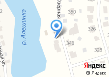 Компания «Никольские озёра» на карте