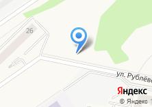 Компания «Рублевское предместье» на карте