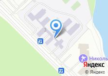 Компания «Специальная (коррекционная) общеобразовательная школа-интернат вида №7» на карте