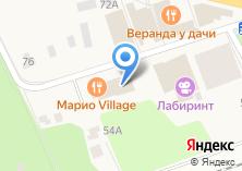 Компания «Марио Жуковка» на карте
