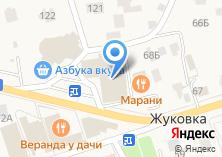 Компания «Zhukoffka Plaza» на карте