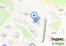 Компания «Строящийся жилой дом по ул. Глухово д (Глухово)» на карте