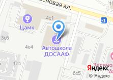 Компания «Московский гуманитарный институт» на карте