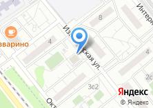 Компания «Инженерная служба района Внуково» на карте