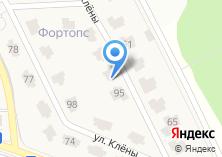 Компания «Строящийся жилой дом по ул. Былово с (Былово)» на карте