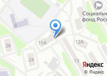 Компания «РОНИНТЭКС» на карте
