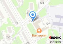 Компания «Карась» на карте