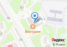 Компания «Одинцовский городской библиотечно-информационный центр» на карте