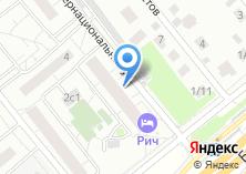 Компания «Детская музыкальная школа им. Б.Л. Пастернака» на карте
