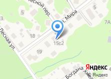 Компания «Транспортная компания статрэк» на карте