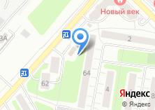 Компания «ГеоКлюч» на карте