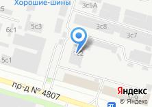 Компания «Учёный кот» на карте