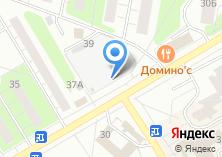 Компания «Массаж в Одинцово» на карте