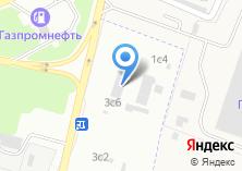 Компания «АВК-БЕТОН» на карте