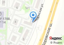 Компания «Внуково 2016» на карте