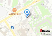 Компания «Страхование» на карте