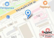 Компания «РуСептик» на карте