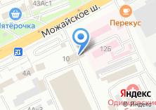 Компания «Сэлском» на карте