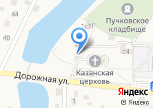 Компания «Пучковское кладбище» на карте