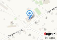 Компания «Фирсановские бани» на карте