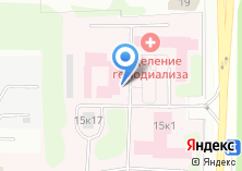 Компания «Одинцовское районное судебно-медицинское отделение» на карте