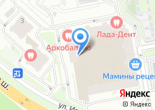 Компания «Zetta MSK» на карте