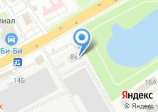 Компания «Одинцовский машиностроительный завод» на карте