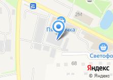 Компания «Оранго» на карте