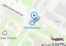 Компания «Строящееся административное здание по ул. Заводская (Красная Пахра)» на карте