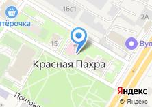 Компания «Кузнечики» на карте