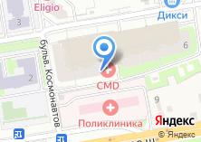 Компания «Строящийся жилой дом по ул. Аннинская (Опалиха) (г. Красногорск)» на карте