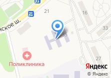 Компания «Языковой клуб акцент» на карте