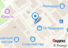 Компания «Evo-Lux» на карте
