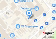 Компания «M-tailor» на карте