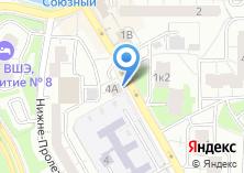 Компания «Терем» на карте