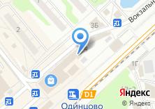 Компания «Мебель-Сити» на карте