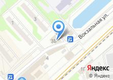 Компания «Эксперт-Геогрупп» на карте
