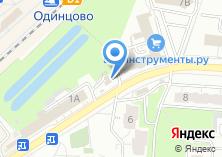 Компания «Советская пельменная» на карте
