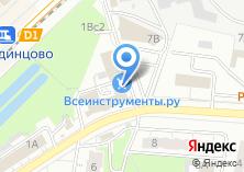 Компания «ОДИТУР» на карте