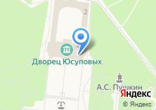Компания «Архангельское» на карте